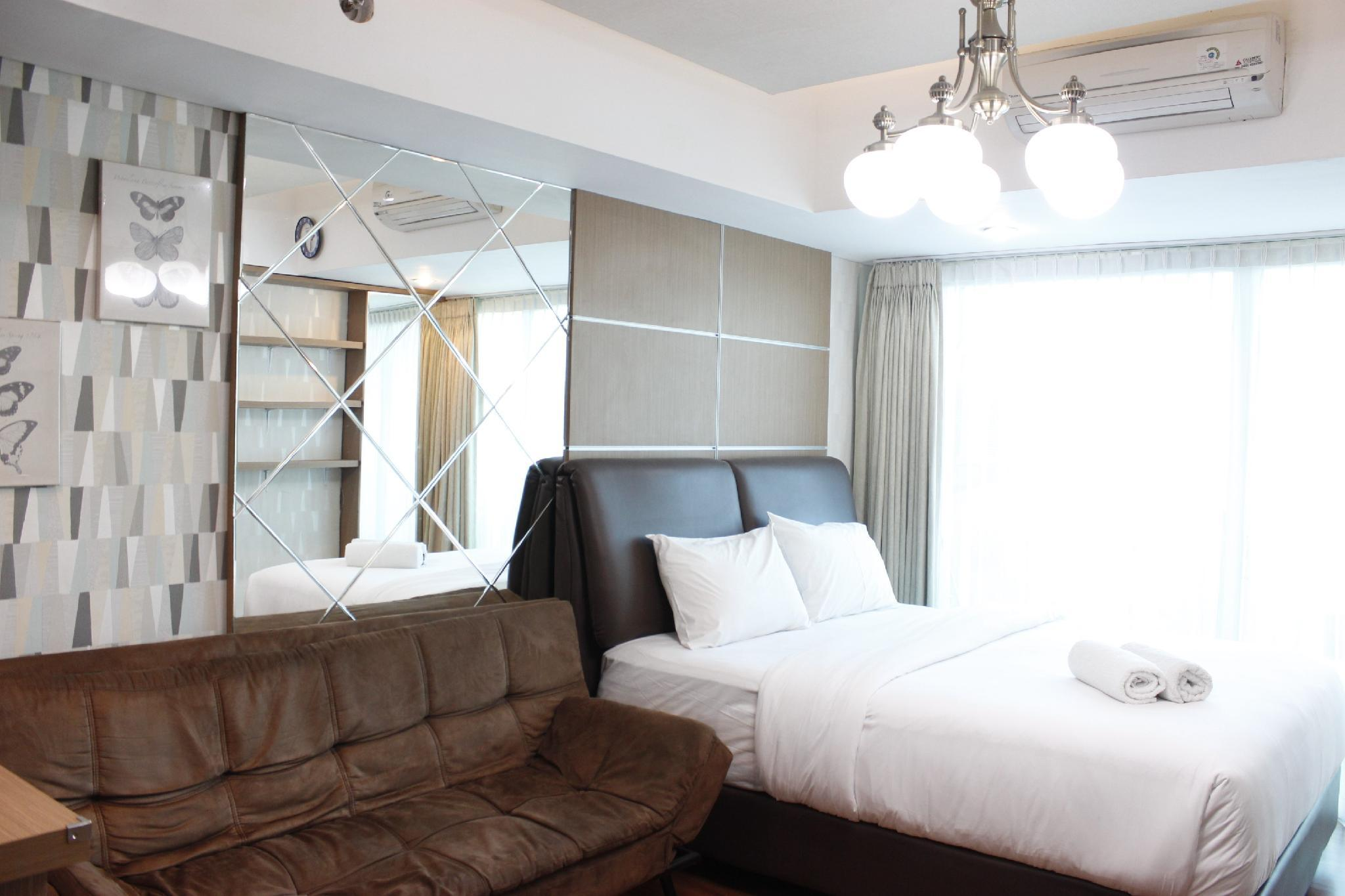 Premium Studio Tamansari La Grande Apt By Travelio