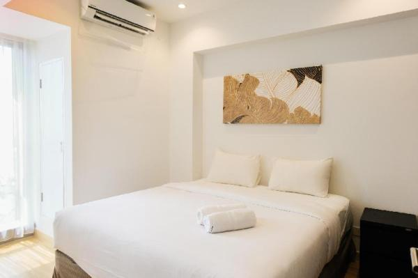 Exclusive 1BR Branz BSD City Apartment By Travelio Tangerang