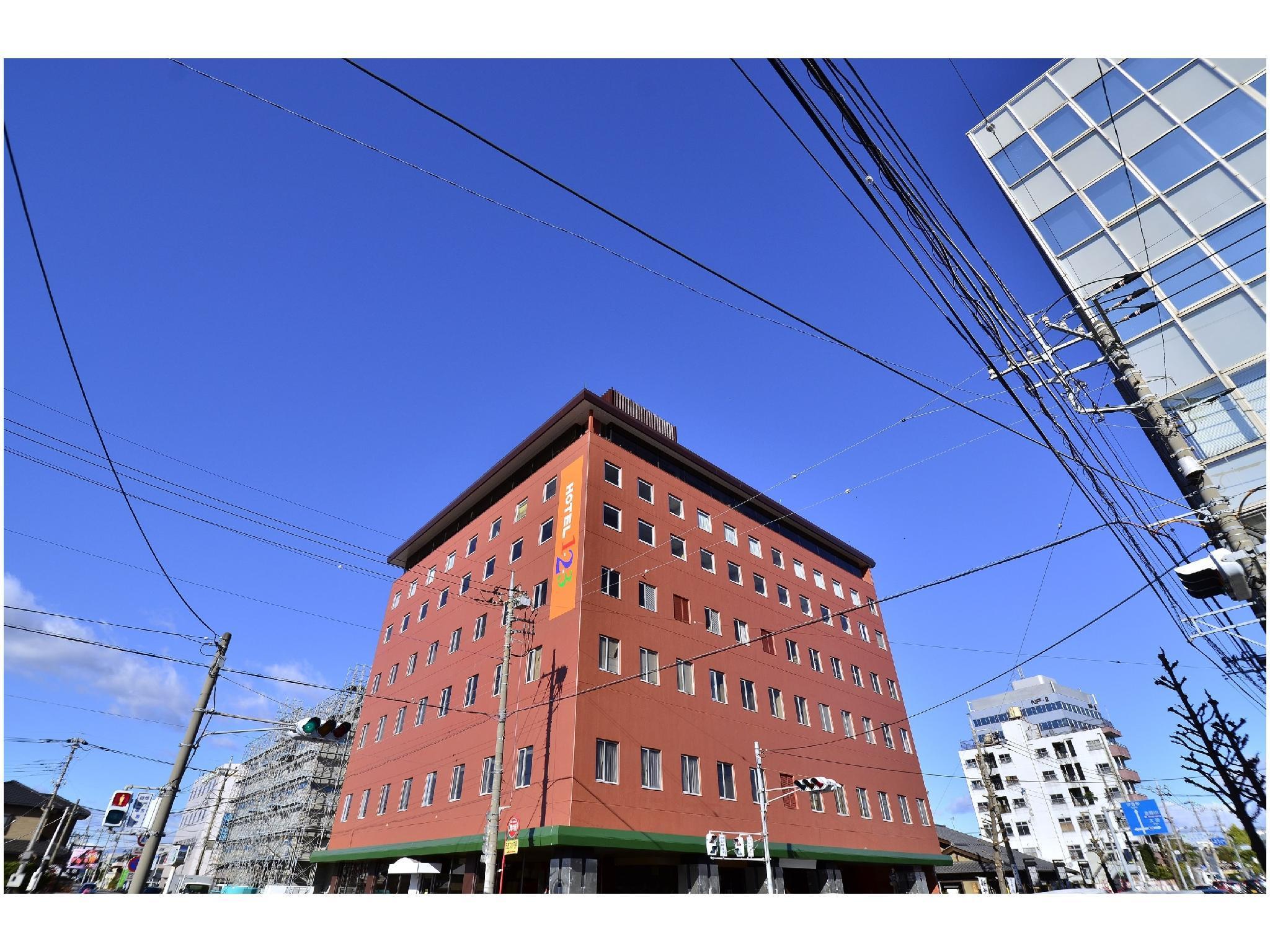 Hotel 1 2 3 Maebashi Mercury