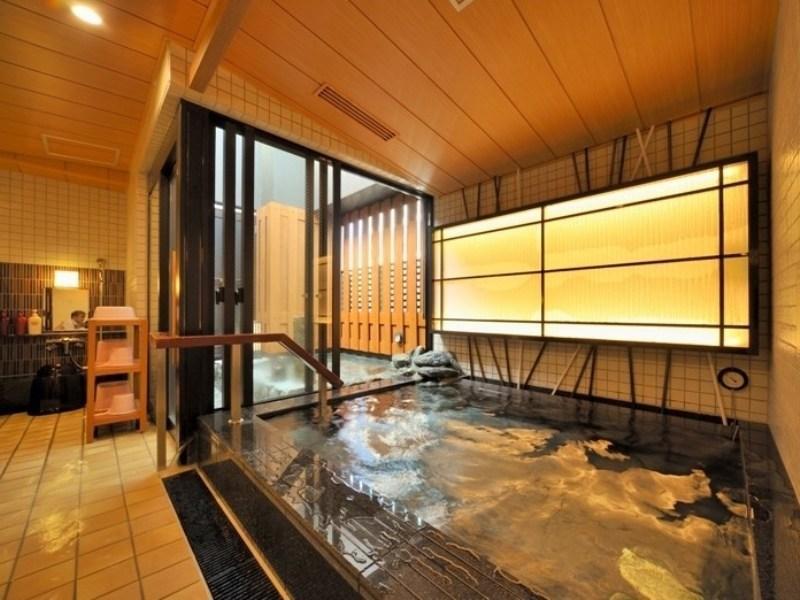 Hot Spring Dormy Inn Ueno Okachimachi