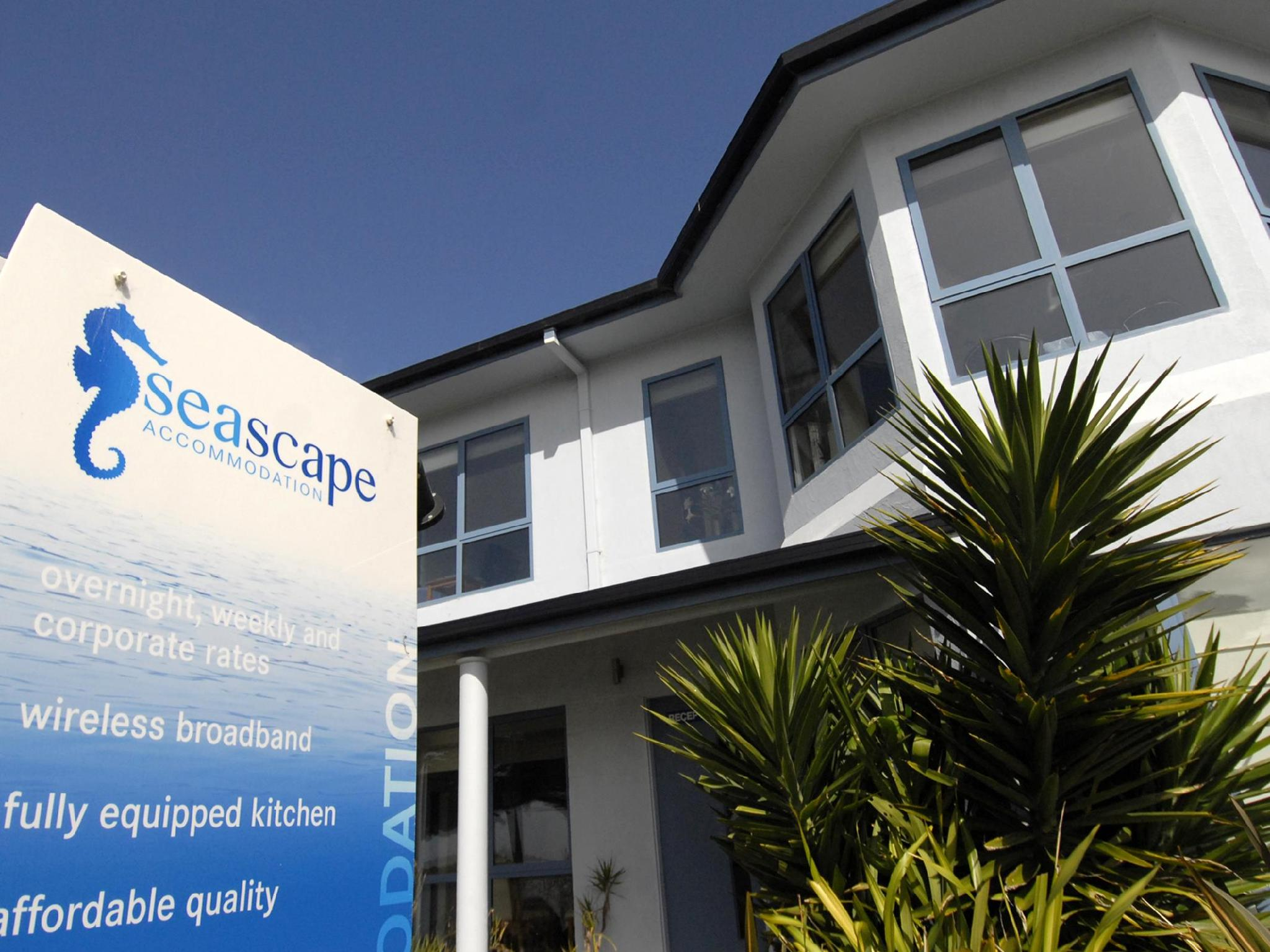 Seascape Accommodation