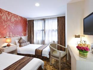 Walden Hotel Hong Kong - Twin Bedroom