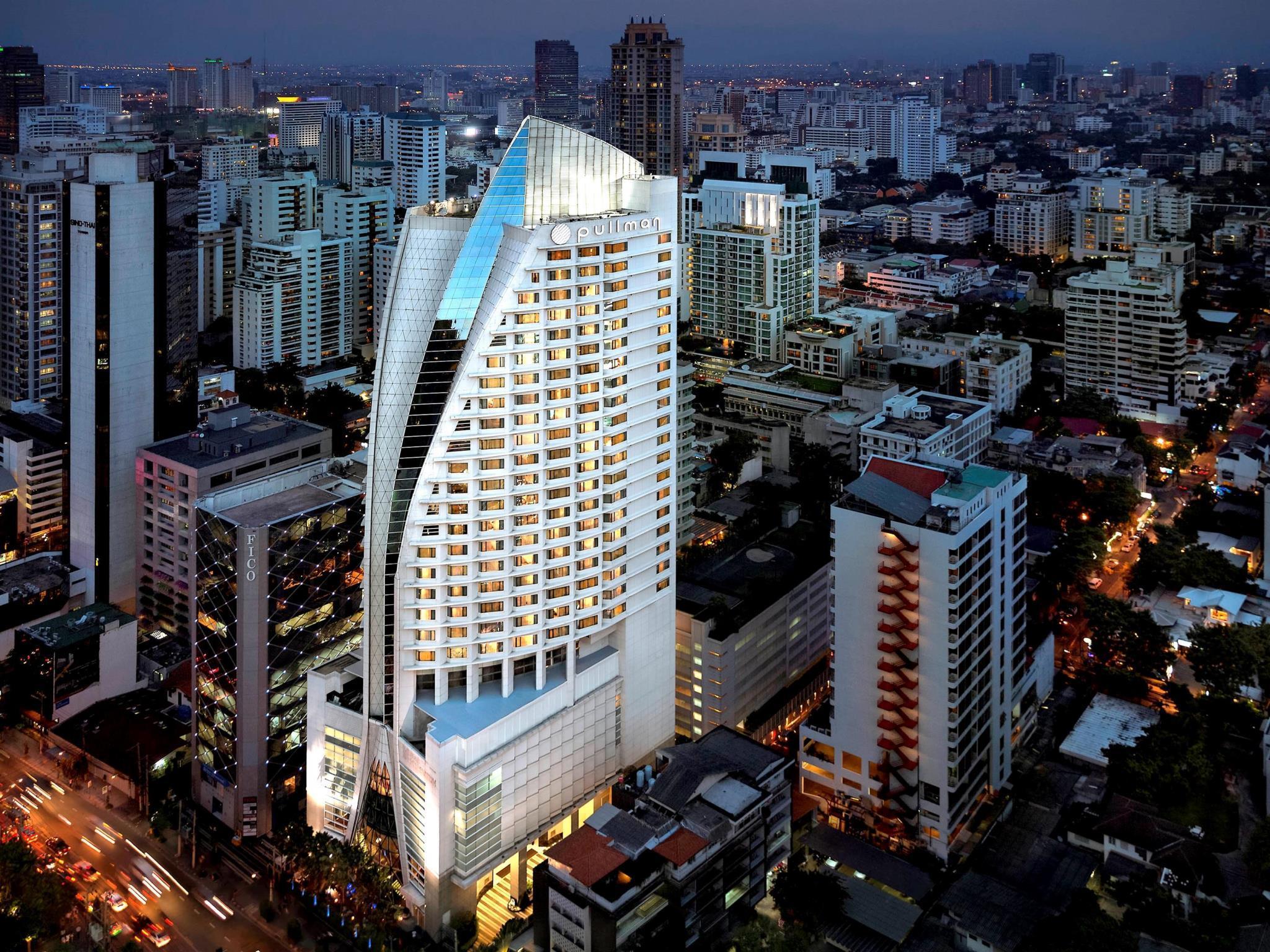 Pullman Bangkok Grande Sukhumvit - Bangkok