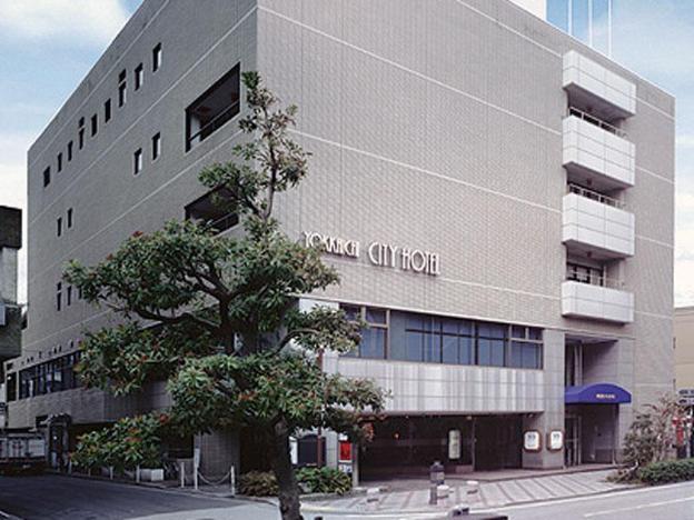 Yokkaichi City Hotel