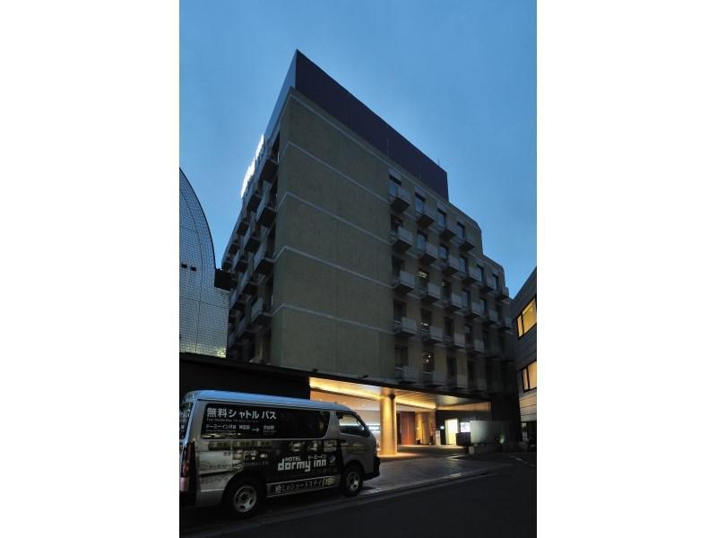 Hot Spring Dormy Inn Premium Shibuya Jingumae