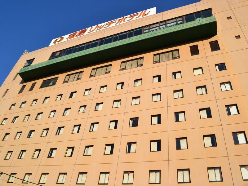 Fukushima Rich Hotel