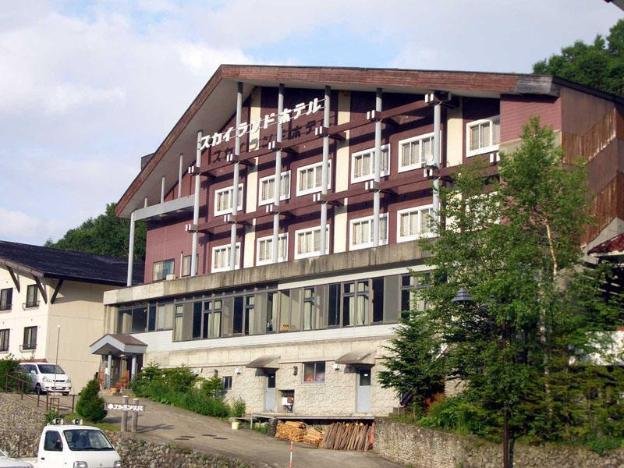 Shiga Skyland Hotel