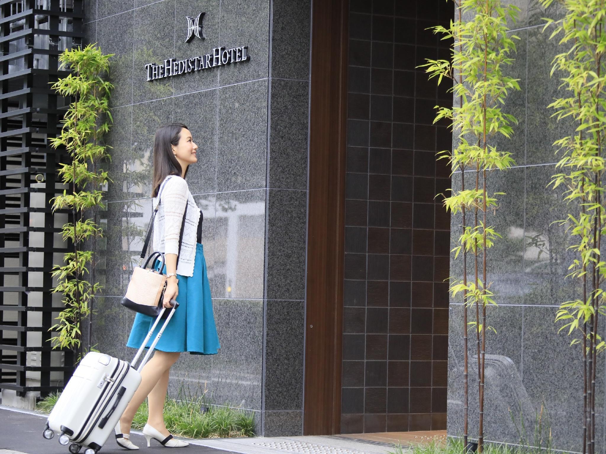 The Hedistar Hotel Kyoto Nijo