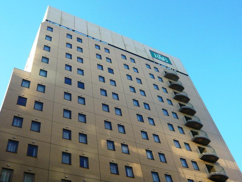 RandB Hotel Shinyokohama Ekimae