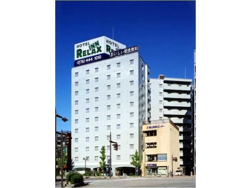 Hotel Relax Inn Toyama