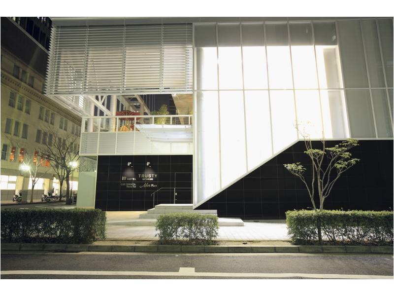 Hotel Trusty Kobe Former Settlement