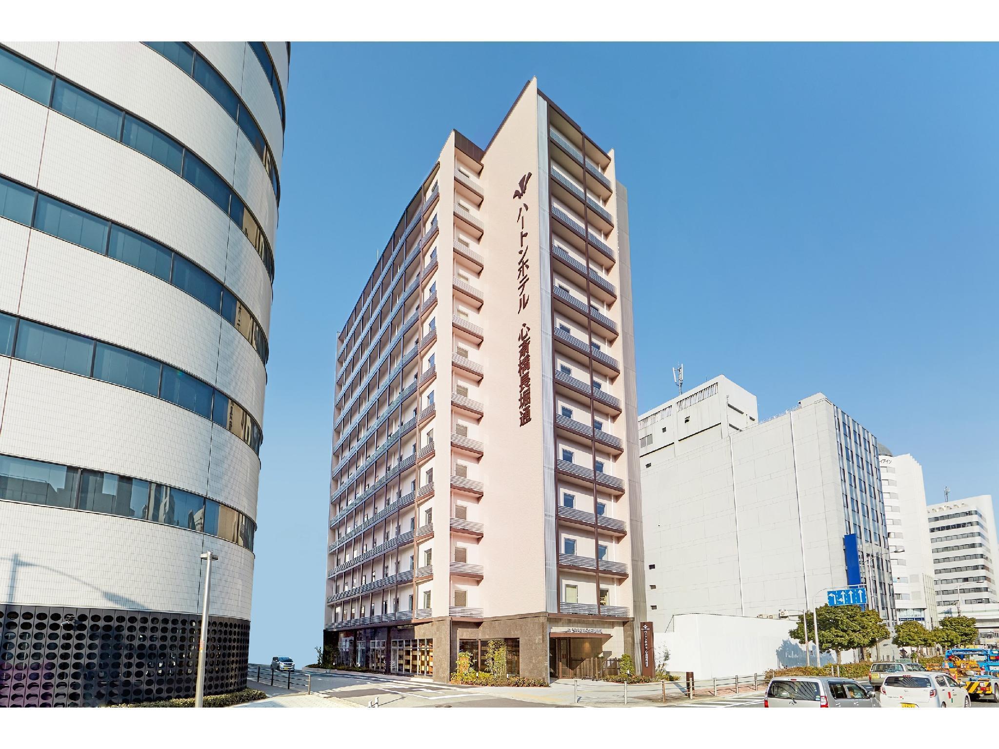 Hearton Hotel Shinsaibashi Nagahoridori