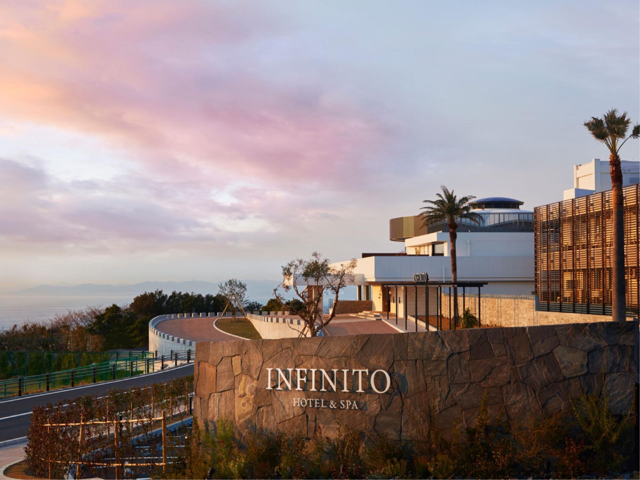 Infinito Hotel And Spa Nanki Shirahama