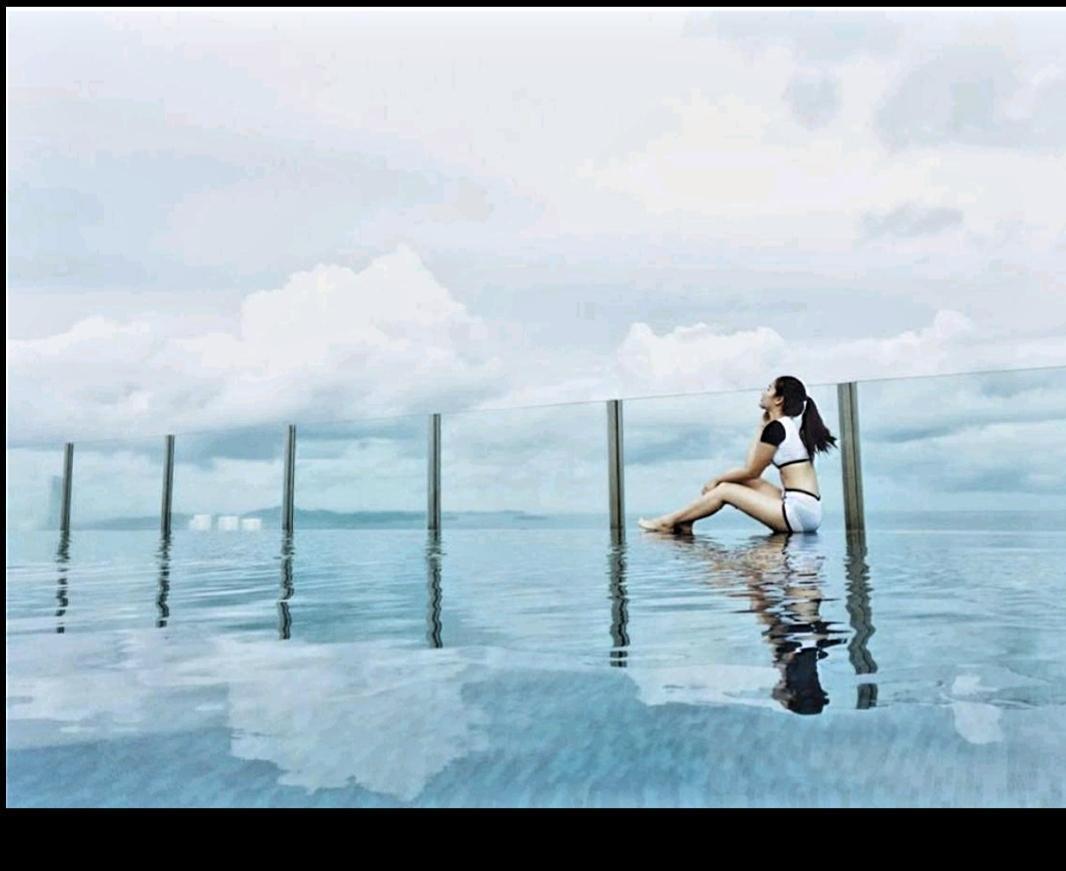1BR1BathR.#Sky pool# The Base Central Pattaya อพาร์ตเมนต์ 1 ห้องนอน 1 ห้องน้ำส่วนตัว ขนาด 30 ตร.ม. – พัทยากลาง