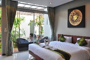 Pool villa - 2 luxury bedroom a few steps to pool วิลลา 2 ห้องนอน 2 ห้องน้ำส่วนตัว ขนาด 40 ตร.ม. – ในหาน