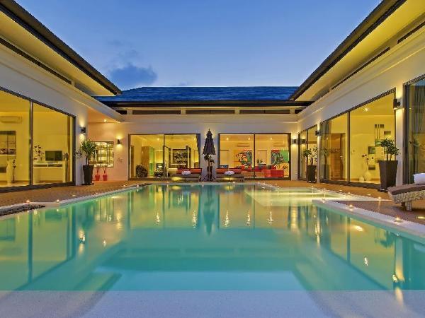 Baannaraya Pool Villas Residence Phuket