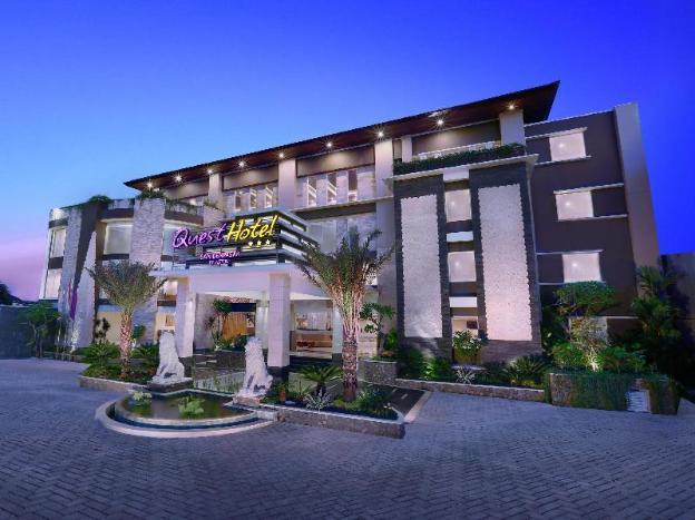 Quest San Hotel Denpasar by ASTON