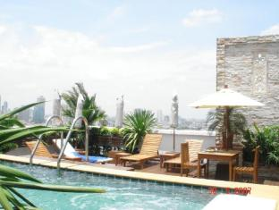曼谷格蘭維爾飯店 曼谷 - 水療浴缸