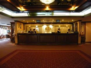 曼谷格蘭維爾飯店 曼谷 - 接待處