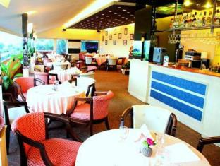 Grande Ville Hotel Bangkoka - Krogs/atpūtas telpa