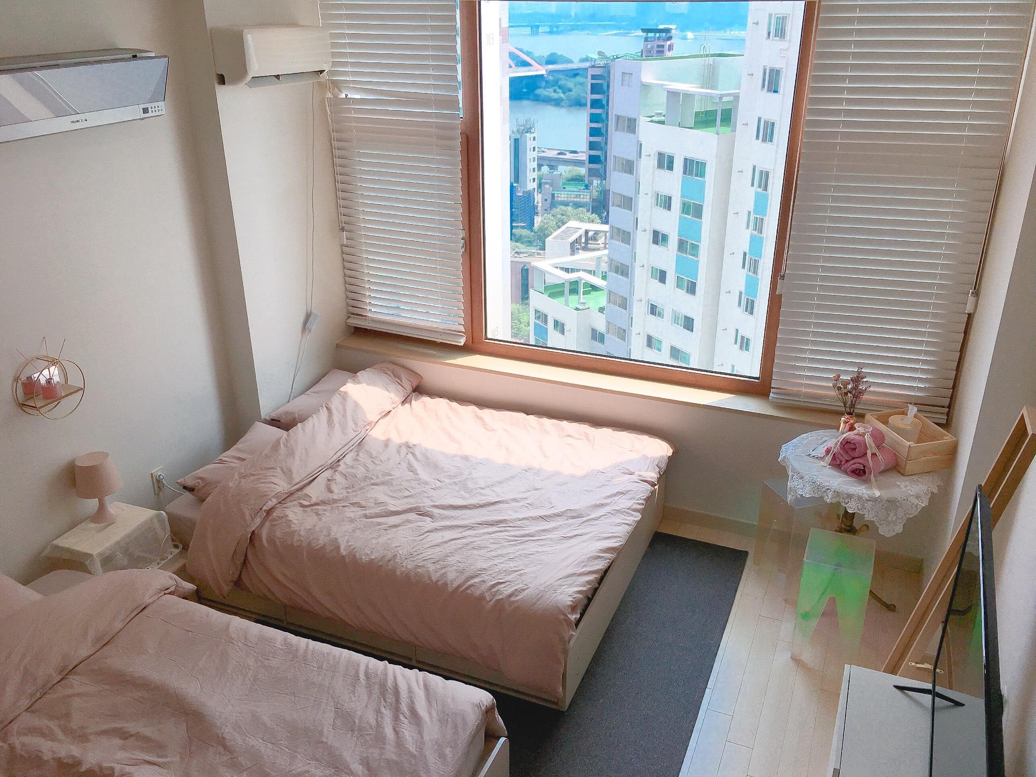 Hongdae  Sangsu 3min KEEVELY HOUSE River View