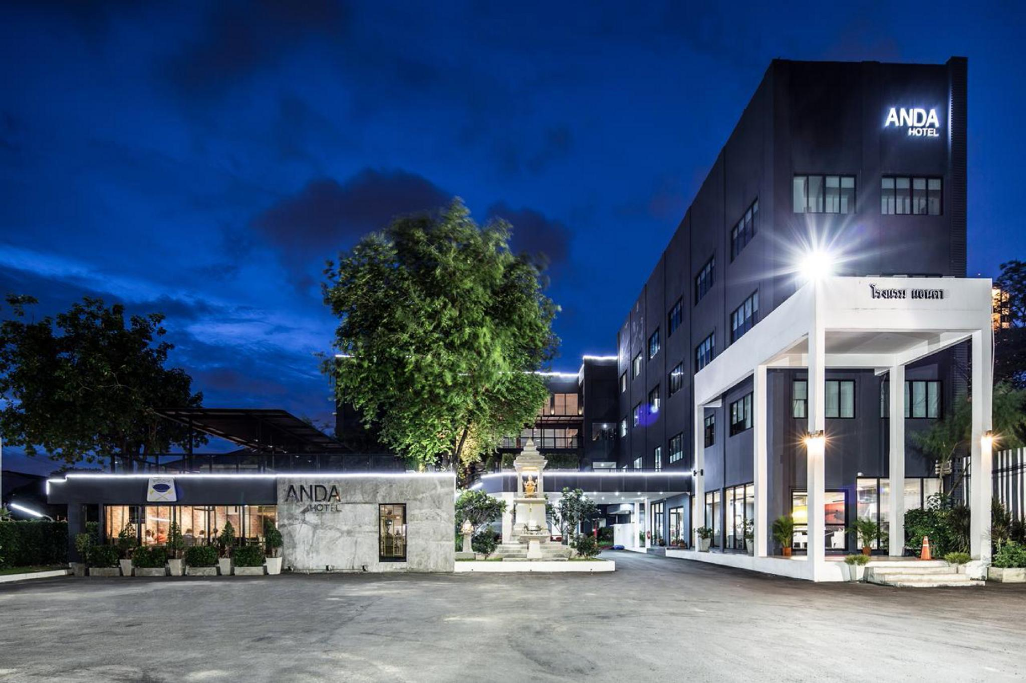 OYO 545 Anda Hotel Bangkok โอโย 545 อันดา โฮเต็ล แบงค็อก