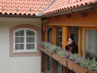 산티니 레지던스 프라하 - 호텔 외부구조