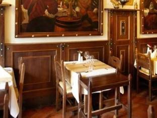 Hotel U Cerneho Orla Prague - Restaurant