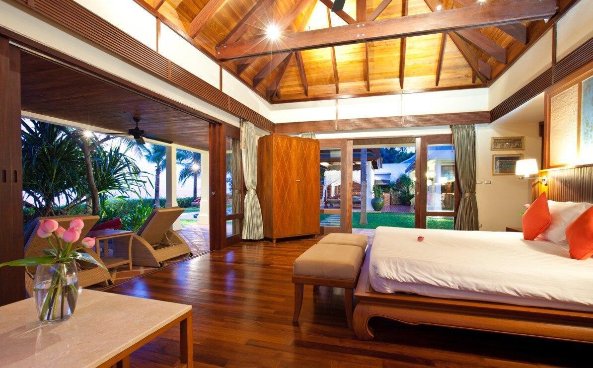 2 Bed Apt Chaweng - walk to beach วิลลา 4 ห้องนอน 4 ห้องน้ำส่วนตัว ขนาด 200 ตร.ม. – แม่น้ำ