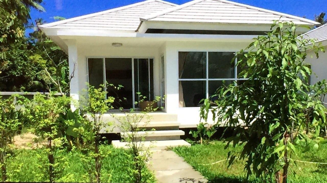 2 Bed Villa - 15 min walk to beach วิลลา 2 ห้องนอน 1 ห้องน้ำส่วนตัว ขนาด 100 ตร.ม. – บางปอ