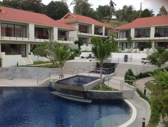 8 bedroomed Quadruple Houses near Choeng Mon Beach บ้านเดี่ยว 8 ห้องนอน 8 ห้องน้ำส่วนตัว ขนาด 400 ตร.ม. – เชิงมน