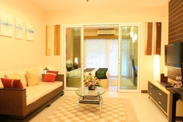 1 Bed Apt - walk to Chaweng Beach สตูดิโอ อพาร์ตเมนต์ 1 ห้องน้ำส่วนตัว ขนาด 25 ตร.ม. – เฉวงน้อย