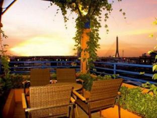 Diamond House Hotel Bangkok - Balcony/Terrace