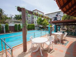 My Way Hua Hin Music Hotel Hua Hin / Cha-am - Swimming pool