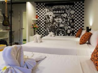My Way Hua Hin Music Hotel Hua Hin / Cha-am - Family Deluxe