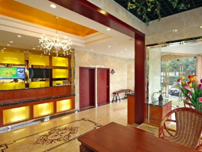 GreenTree Inn Shanghai Shanghai University ShangDa Road Shell Hotel