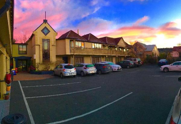 Cable Court Motel Dunedin
