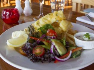 Wellesley on the Lake Taupo - Maistas ir gėrimai
