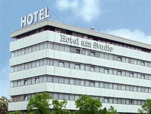 Concorde Hotel am Studio Берлин - Фасада на хотела
