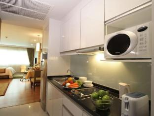 Legacy Suites Sukhumvit by Compass Hospitality Bangkok - Superior Studio Double - Fully equipped kitchen