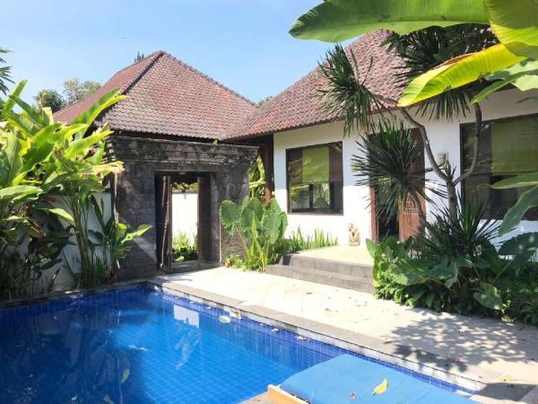 Cozy 2 bedrooms pool villa in Sanur Bali
