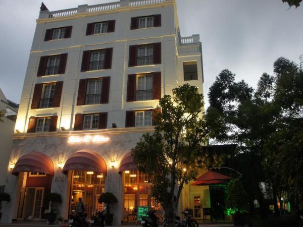 Hotel L Odeon Phu My Hung Ho Chi Minh City