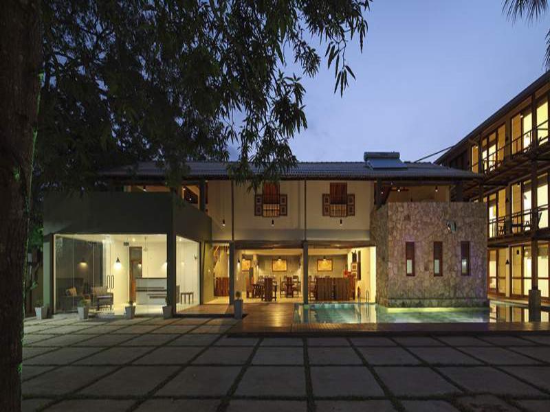 Elephant Trail Hotel   Udawalawe