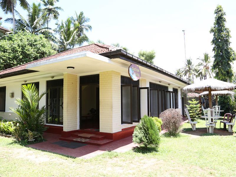 Saffron Villa