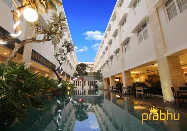 Crystal Kuta Hotel by Prabhu Bali