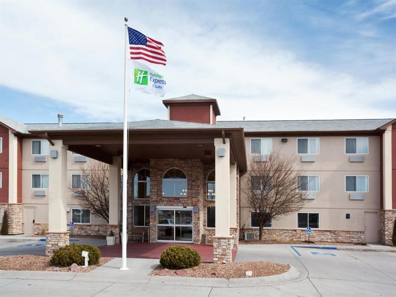 Holiday Inn Express Hotel And Suites Scottsbluff Gering