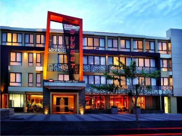 100 Sunset Hotel Managed by Eagle Eyes Bali