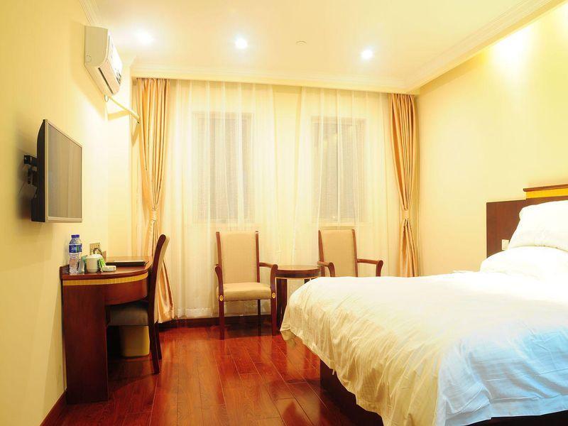 GreenTree Alliance Hefei HuiZhou Avenue WeiGang Hotel