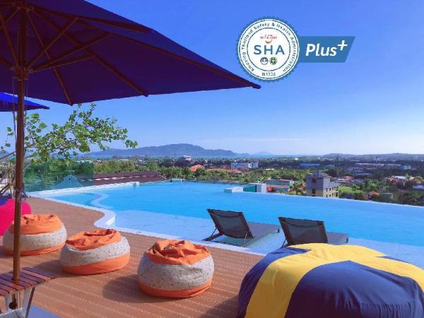 The Blue Hotel (SHA Plus+) Phuket
