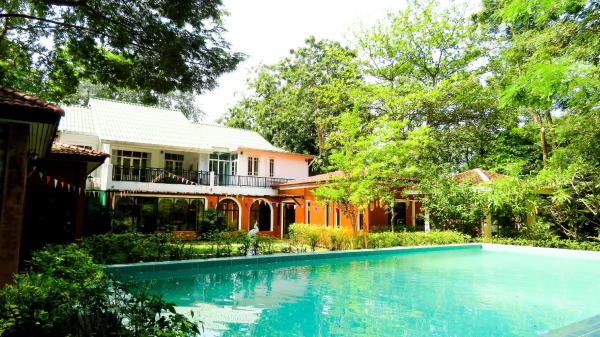 The Journey House Luxury Haven Kanchanaburi